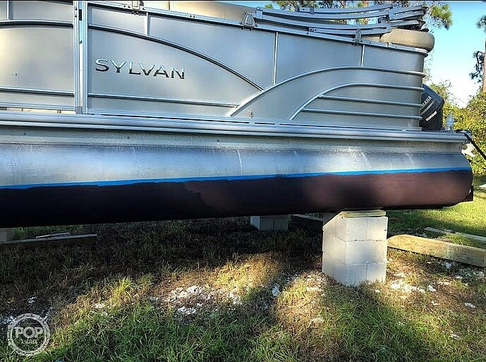 2017 Sylvan boat for sale, model of the boat is Mirage 820 & Image # 9 of 40