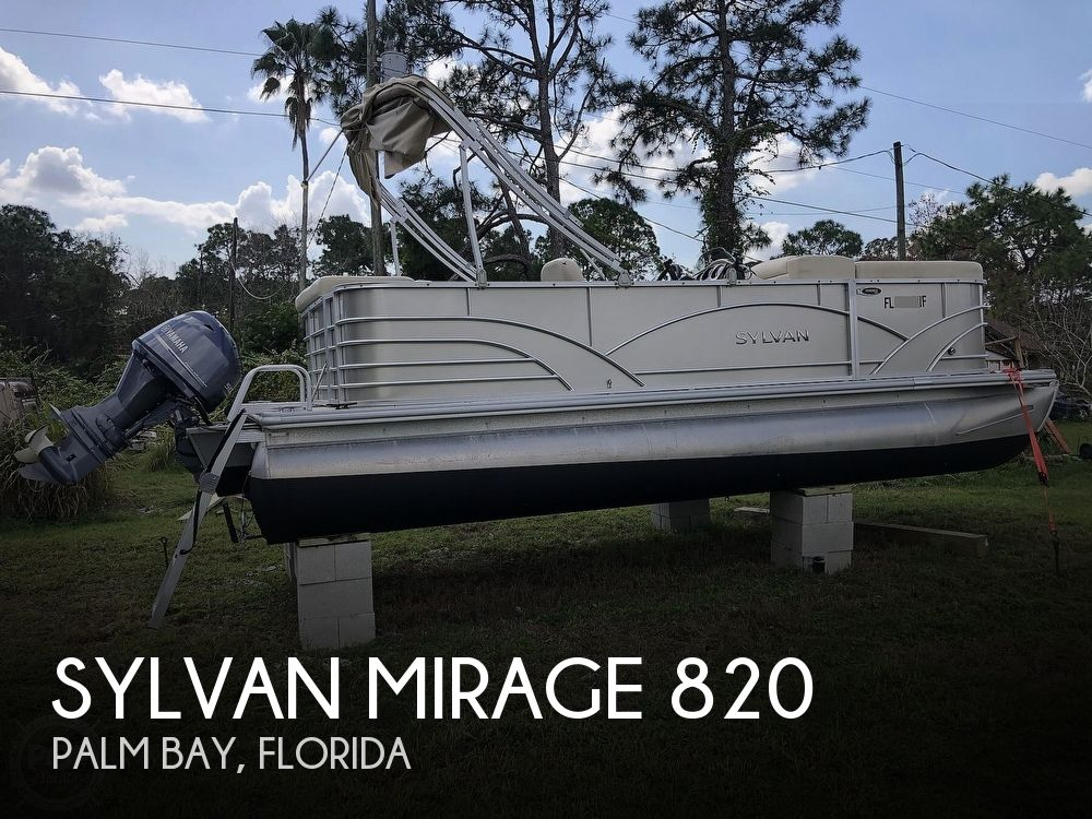 2017 SYLVAN MIRAGE 820 for sale