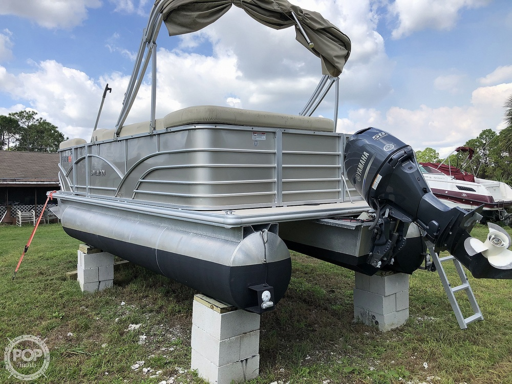 2017 Sylvan boat for sale, model of the boat is Mirage 820 & Image # 11 of 40