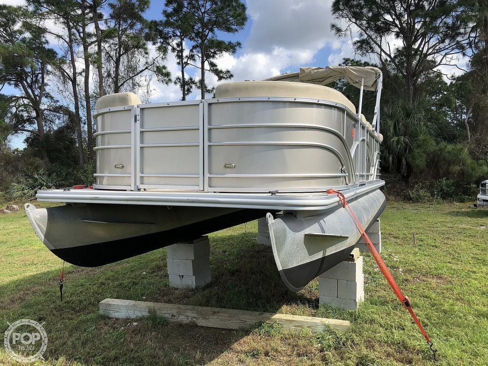 2017 Sylvan boat for sale, model of the boat is Mirage 820 & Image # 13 of 40