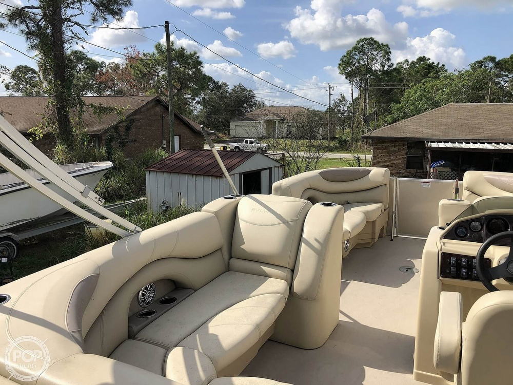 2017 Sylvan boat for sale, model of the boat is Mirage 820 & Image # 32 of 40