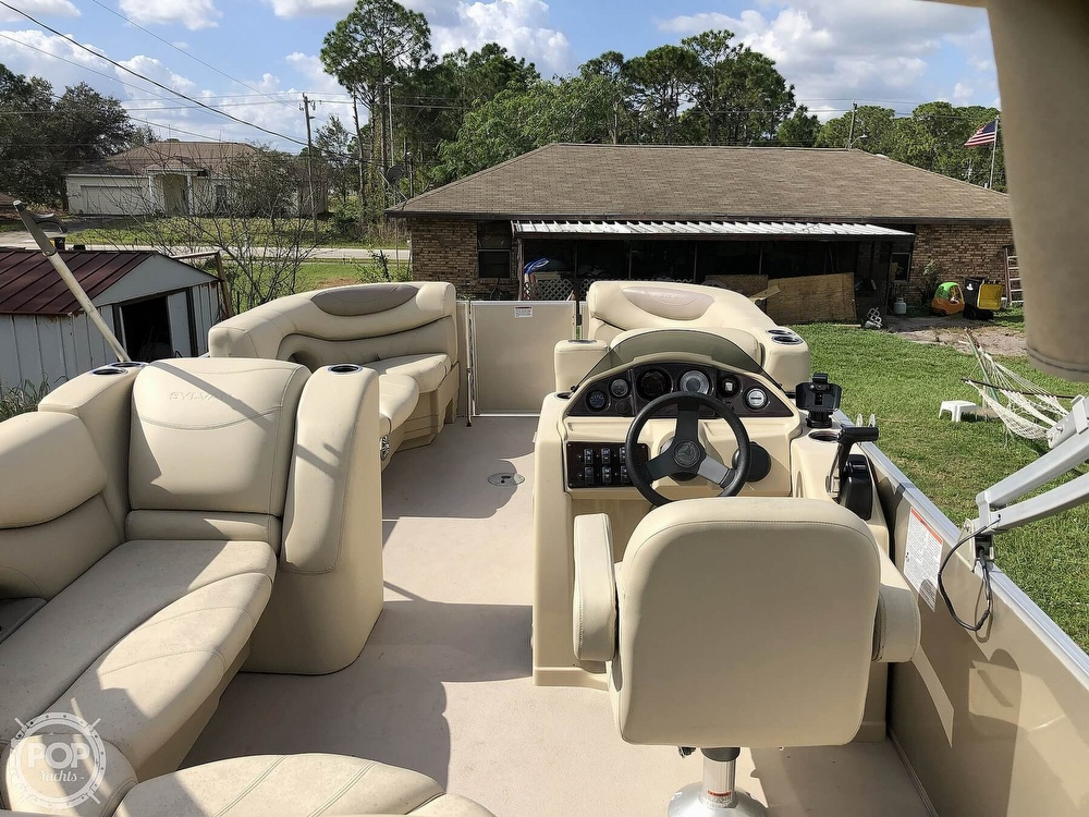 2017 Sylvan boat for sale, model of the boat is Mirage 820 & Image # 33 of 40