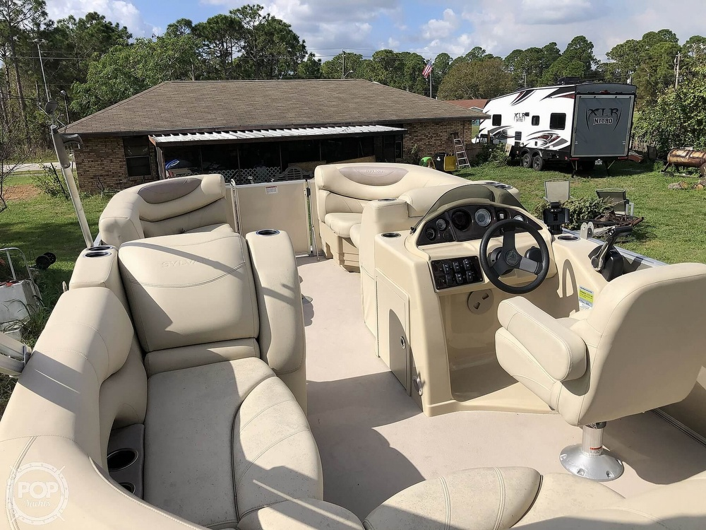2017 Sylvan boat for sale, model of the boat is Mirage 820 & Image # 38 of 40