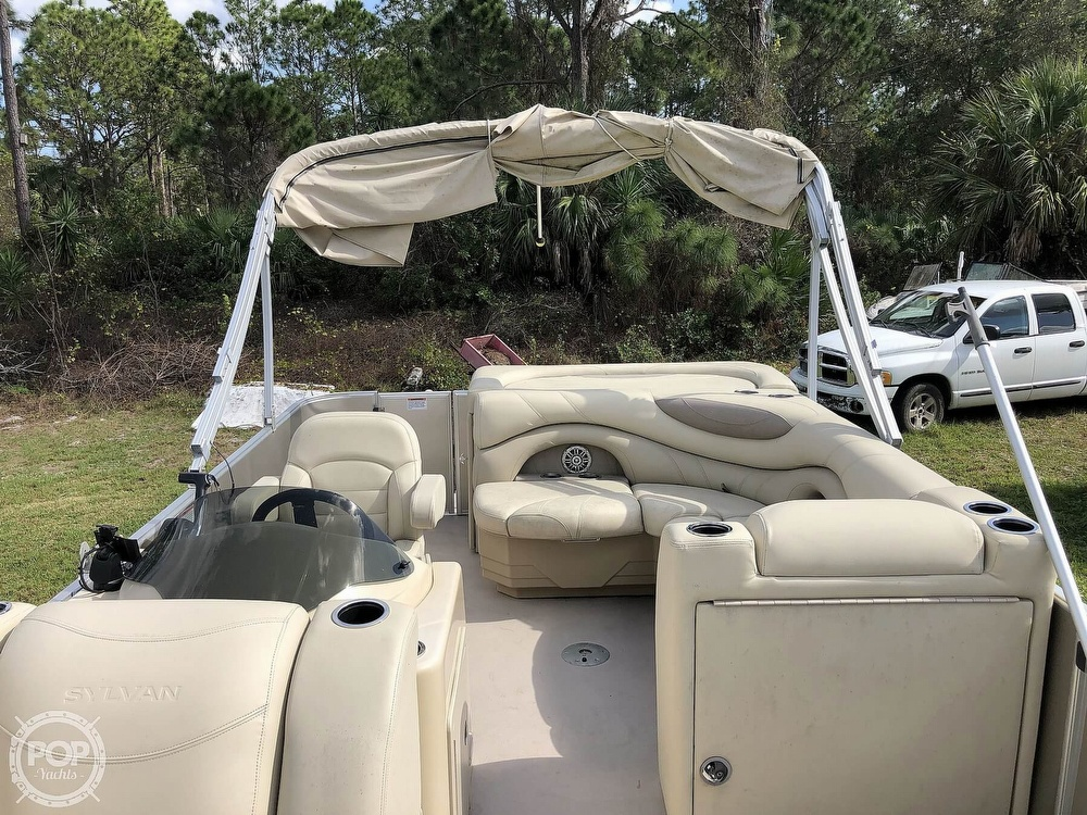 2017 Sylvan boat for sale, model of the boat is Mirage 820 & Image # 5 of 40