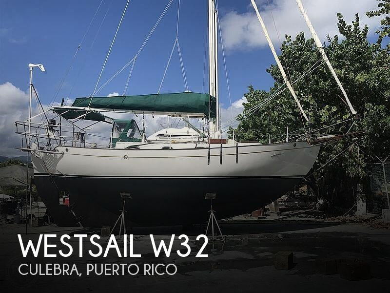Used Westsail Boats For Sale by owner | 1976 Westsail W32