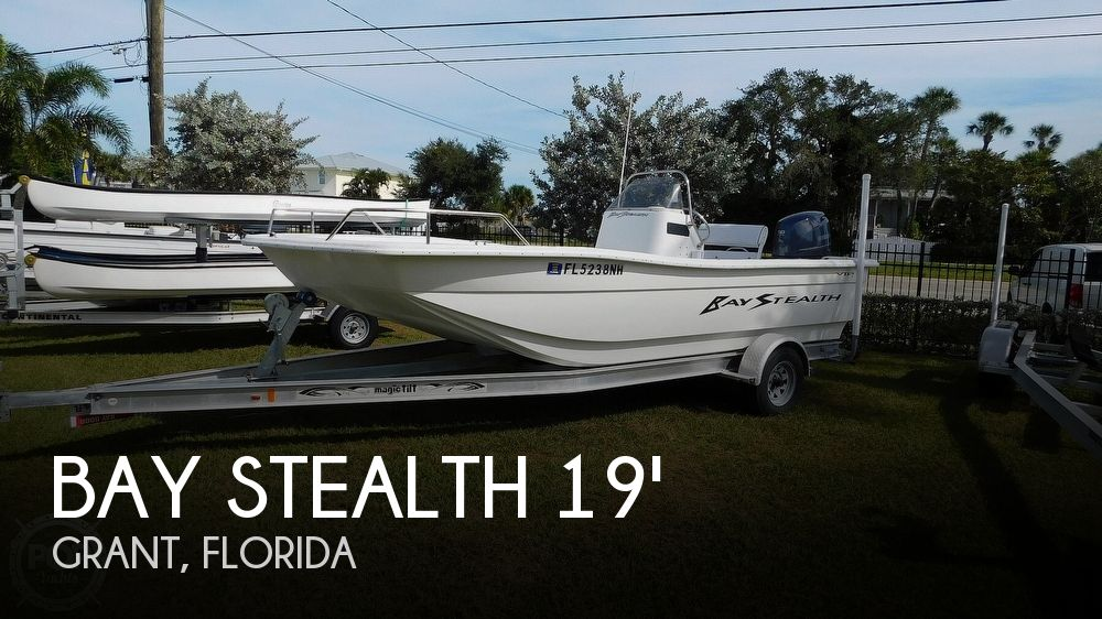 Used Bay Stealth Boats For Sale by owner | 2006 Bay Stealth 190