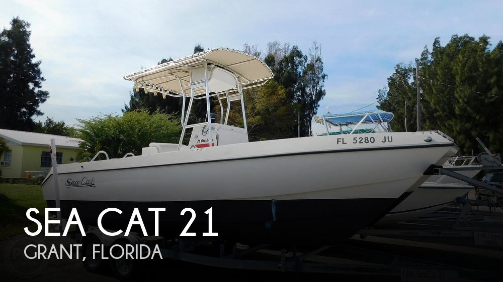 Used Sea Cat Boats For Sale by owner | 1996 Sea Cat 21