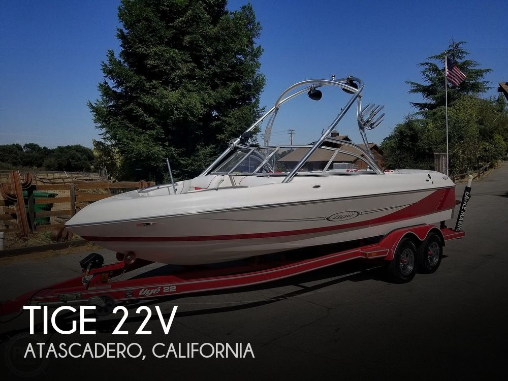 Used Boats For Sale in San Luis Obispo, California by owner | 2006 Tige 22