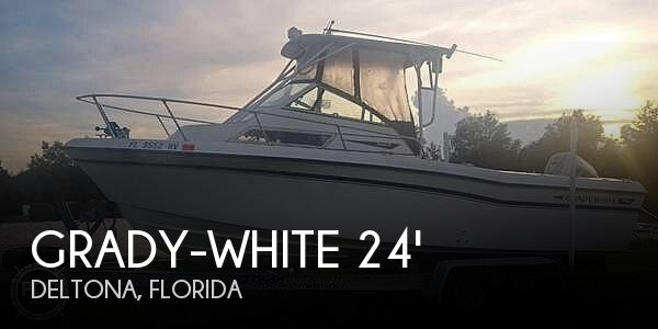 Used Grady-White Boats For Sale in Deltona, Florida by owner | 1993 Grady-White 24