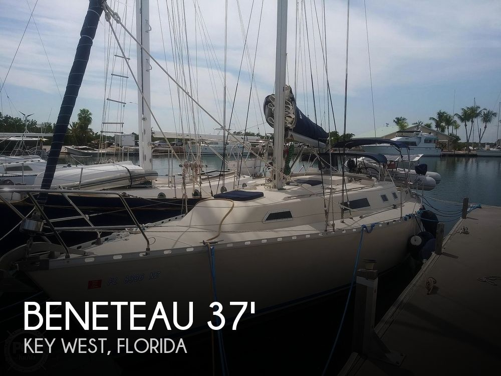 Used Beneteau Sailboats For Sale in Florida by owner | 1985 Beneteau 37