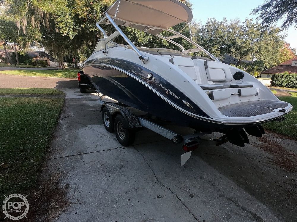 2013 Yamaha boat for sale, model of the boat is 242 Ltd S & Image # 6 of 40