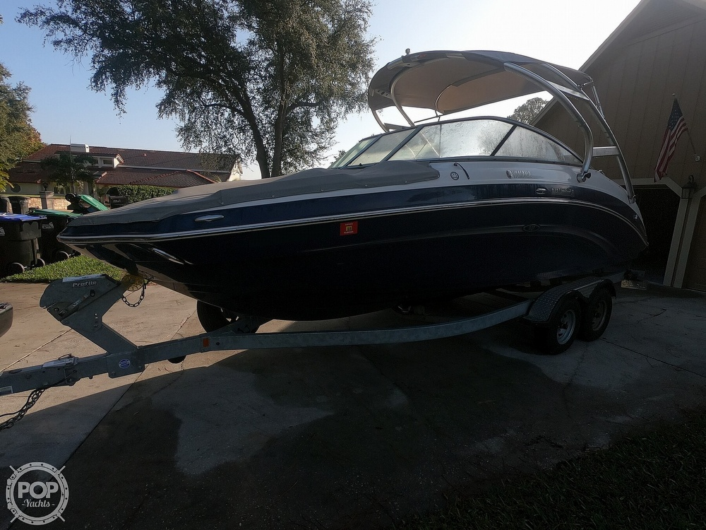 2013 Yamaha boat for sale, model of the boat is 242 Ltd S & Image # 7 of 40