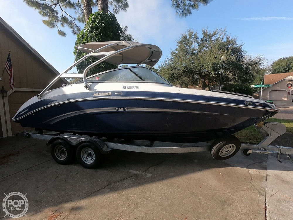 2013 Yamaha boat for sale, model of the boat is 242 Ltd S & Image # 10 of 40