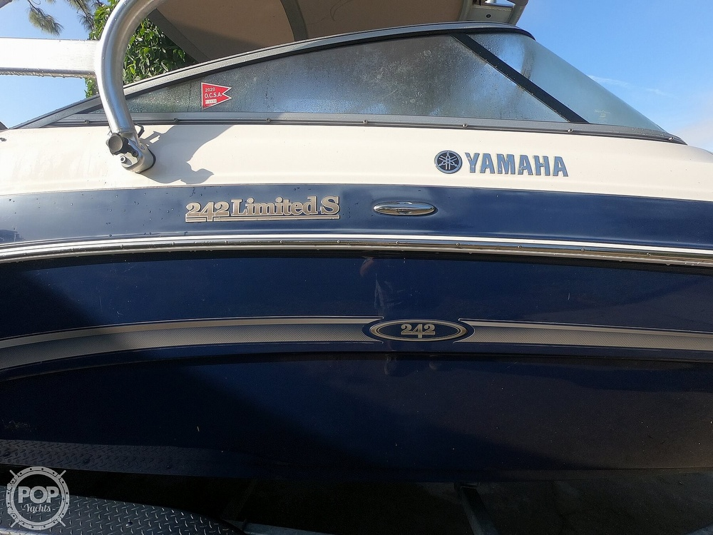 2013 Yamaha boat for sale, model of the boat is 242 Ltd S & Image # 11 of 40