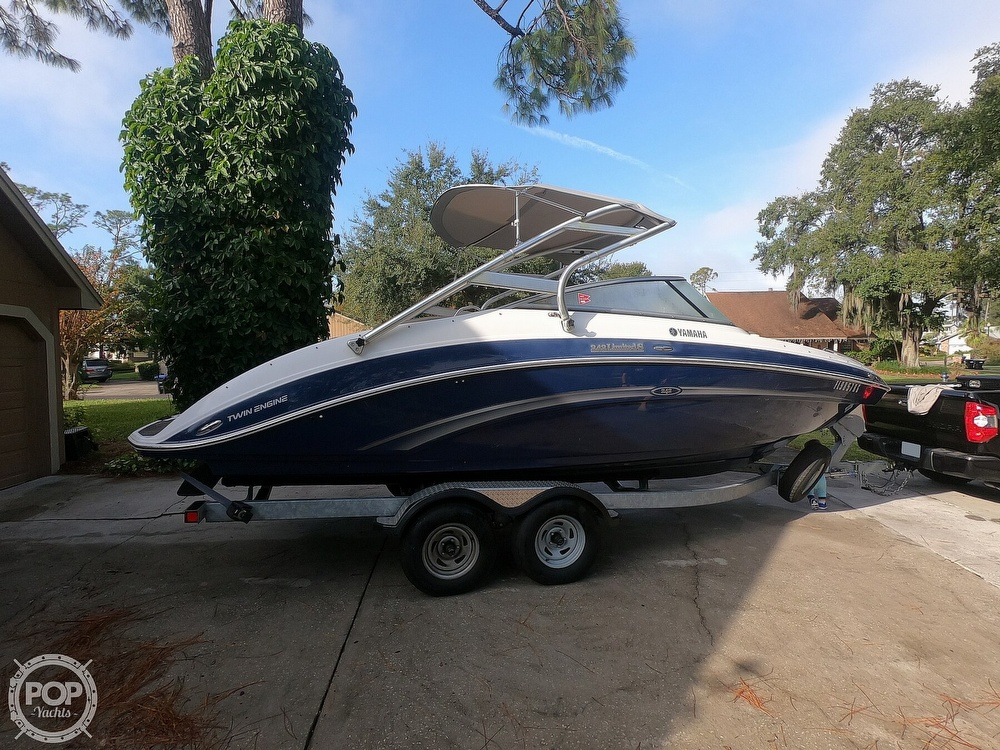 2013 Yamaha boat for sale, model of the boat is 242 Ltd S & Image # 12 of 40