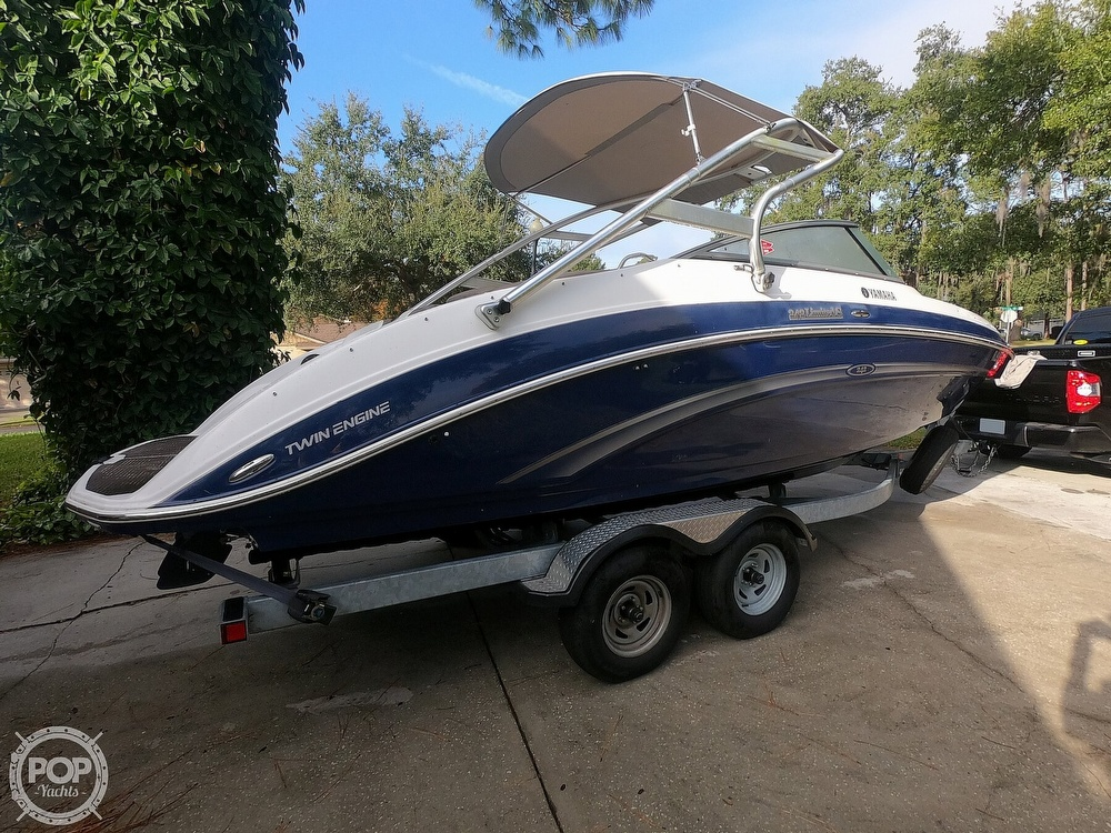 2013 Yamaha boat for sale, model of the boat is 242 Ltd S & Image # 13 of 40