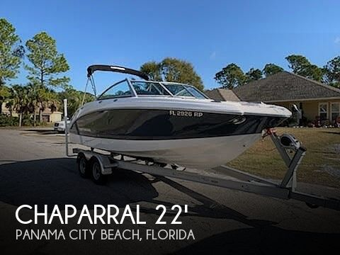 Used Deck Boats For Sale by owner | 2018 Chaparral 224