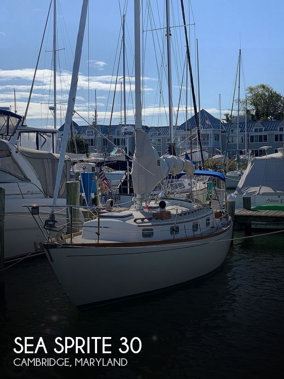 Used Sea Sprite Boats For Sale by owner | 1984 30 foot Sea Sprite Sea Sprite