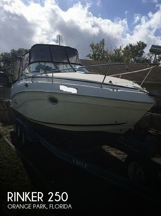 Used Rinker 25 Boats For Sale by owner | 2006 Rinker 250