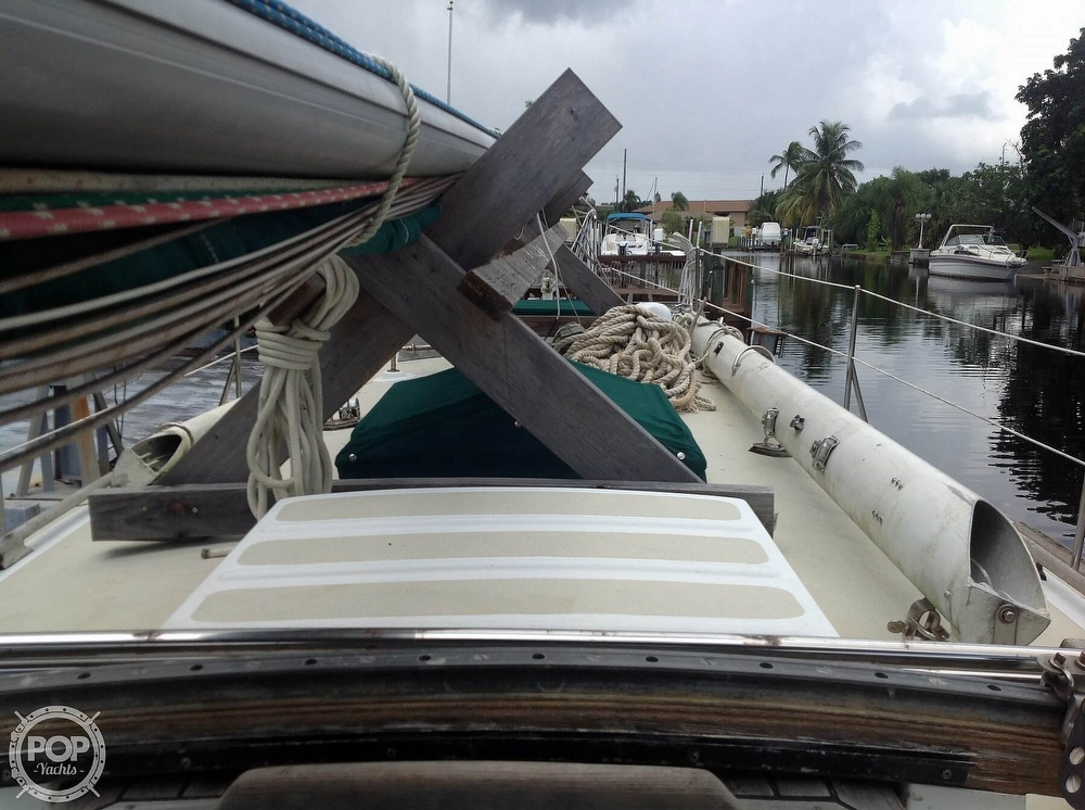 1981 Tayana boat for sale, model of the boat is 37 CUTTER & Image # 10 of 40