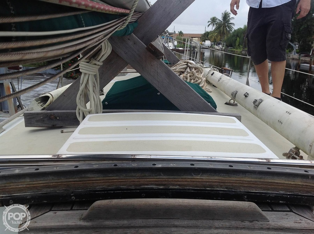 1981 Tayana boat for sale, model of the boat is 37 CUTTER & Image # 16 of 40