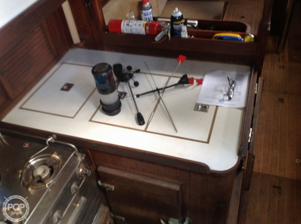 1981 Tayana boat for sale, model of the boat is 37 CUTTER & Image # 22 of 40