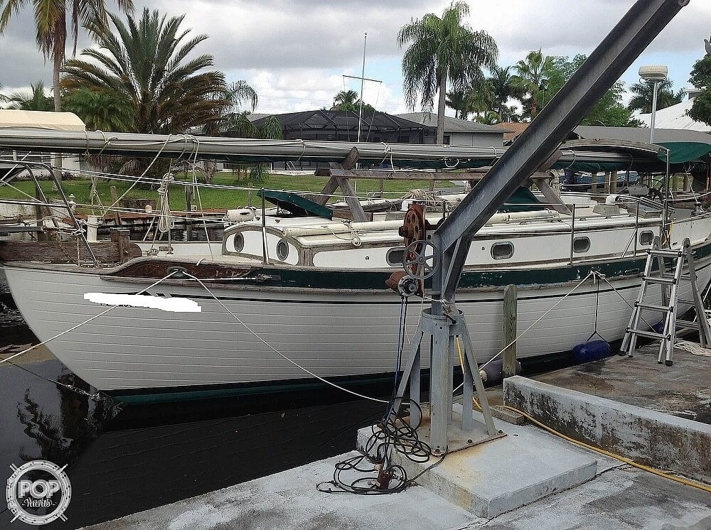 1981 Tayana boat for sale, model of the boat is 37 CUTTER & Image # 3 of 40
