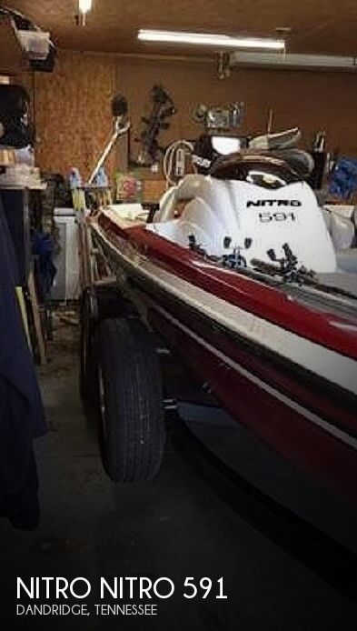 Used Ski Boats For Sale in Kingsport, Tennessee by owner | 2008 Nitro 19