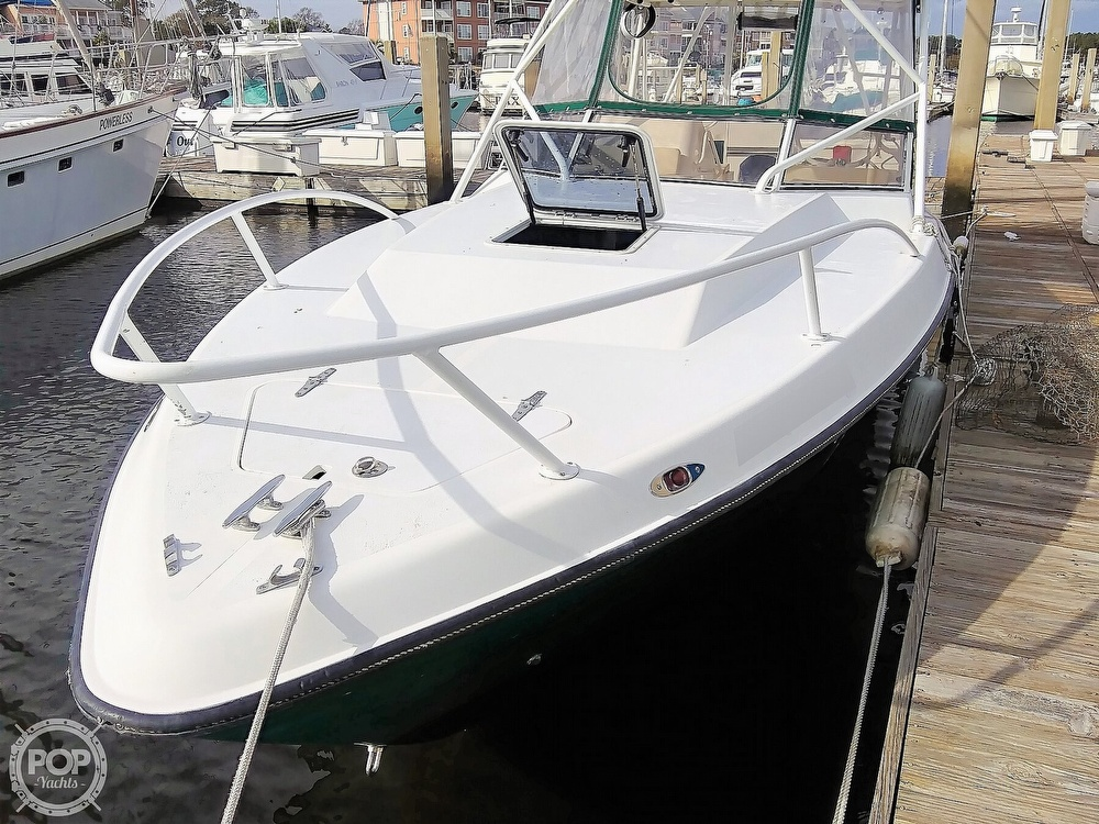 1999 Contender boat for sale, model of the boat is 35 Side Console Express & Image # 6 of 40