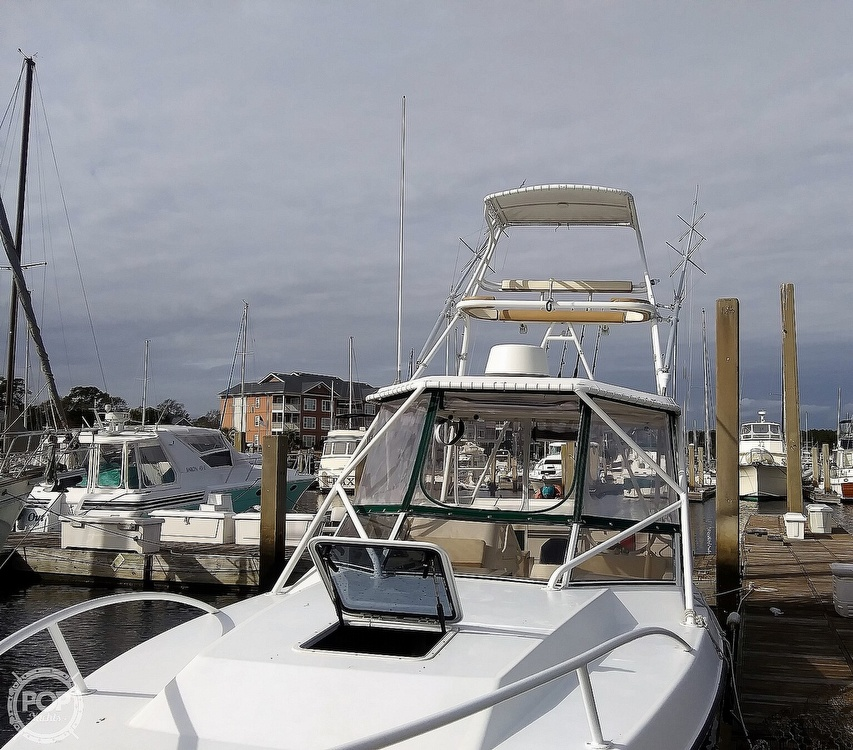 1999 Contender boat for sale, model of the boat is 35 Side Console Express & Image # 7 of 40