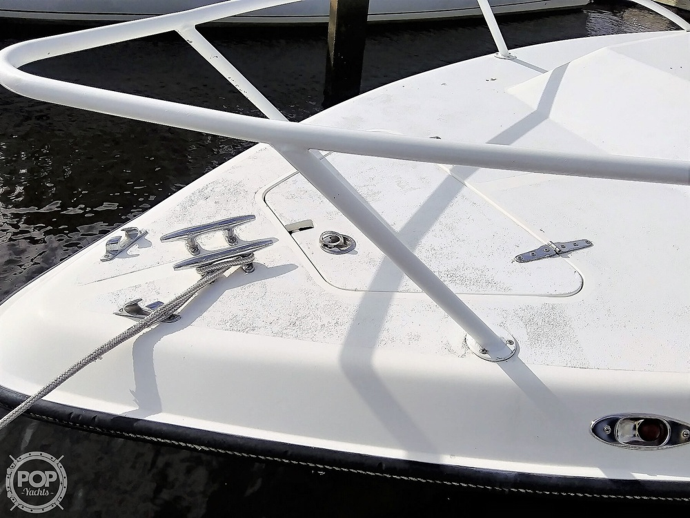 1999 Contender boat for sale, model of the boat is 35 Side Console Express & Image # 8 of 40