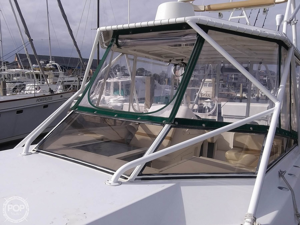 1999 Contender boat for sale, model of the boat is 35 Side Console Express & Image # 10 of 40