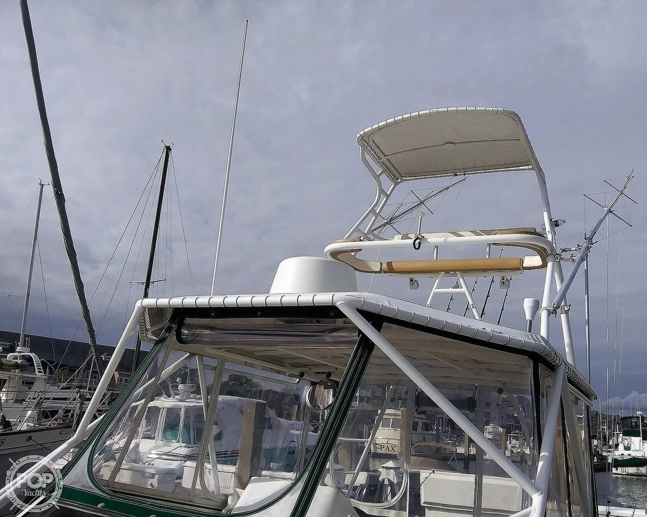 1999 Contender boat for sale, model of the boat is 35 Side Console Express & Image # 11 of 40