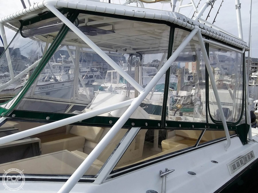 1999 Contender boat for sale, model of the boat is 35 Side Console Express & Image # 12 of 40
