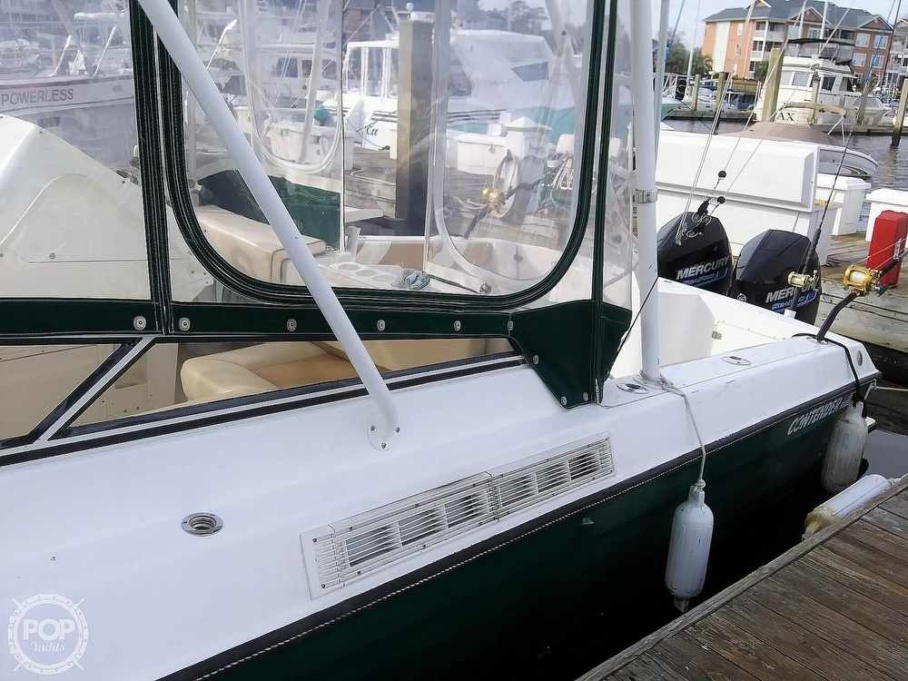1999 Contender boat for sale, model of the boat is 35 Side Console Express & Image # 13 of 40