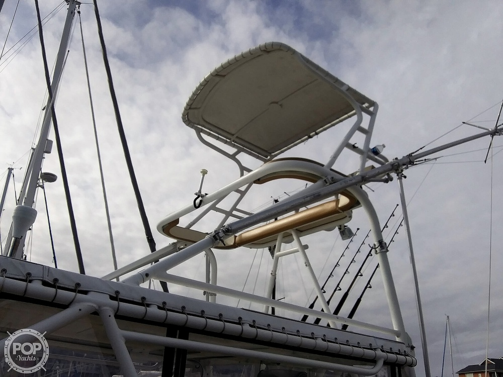1999 Contender boat for sale, model of the boat is 35 Side Console Express & Image # 14 of 40