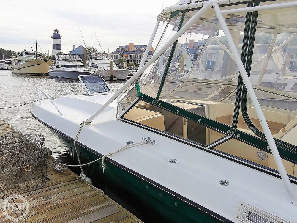 1999 Contender boat for sale, model of the boat is 35 Side Console Express & Image # 16 of 40