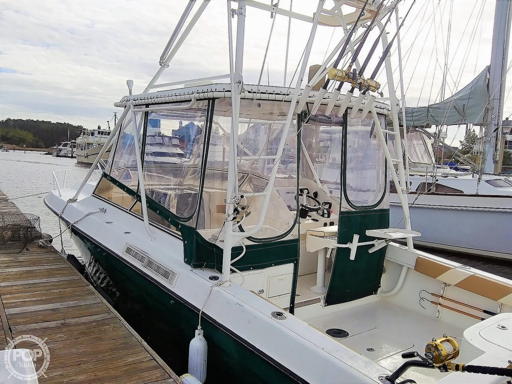 1999 Contender boat for sale, model of the boat is 35 Side Console Express & Image # 18 of 40
