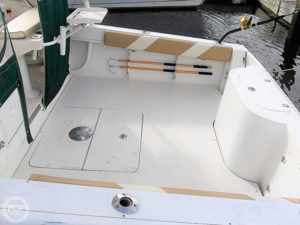 1999 Contender boat for sale, model of the boat is 35 Side Console Express & Image # 21 of 40