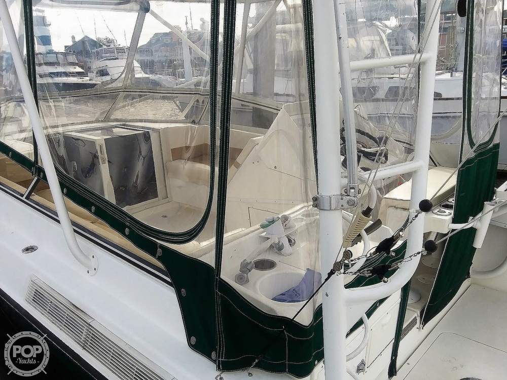 1999 Contender boat for sale, model of the boat is 35 Side Console Express & Image # 22 of 40
