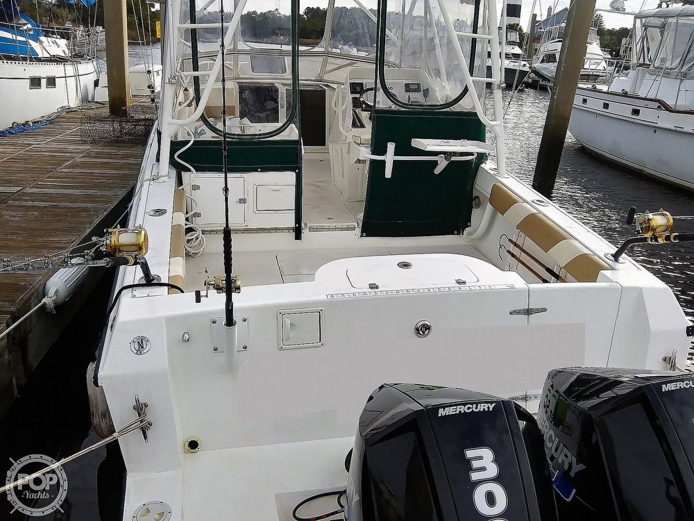 1999 Contender boat for sale, model of the boat is 35 Side Console Express & Image # 24 of 40