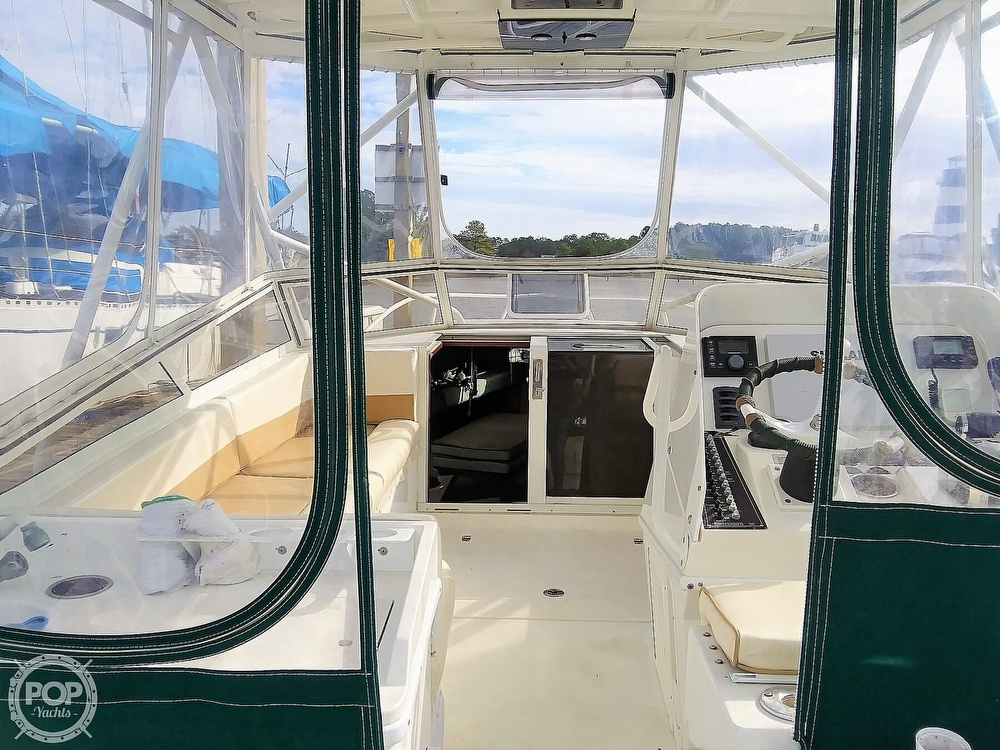 1999 Contender boat for sale, model of the boat is 35 Side Console Express & Image # 31 of 40