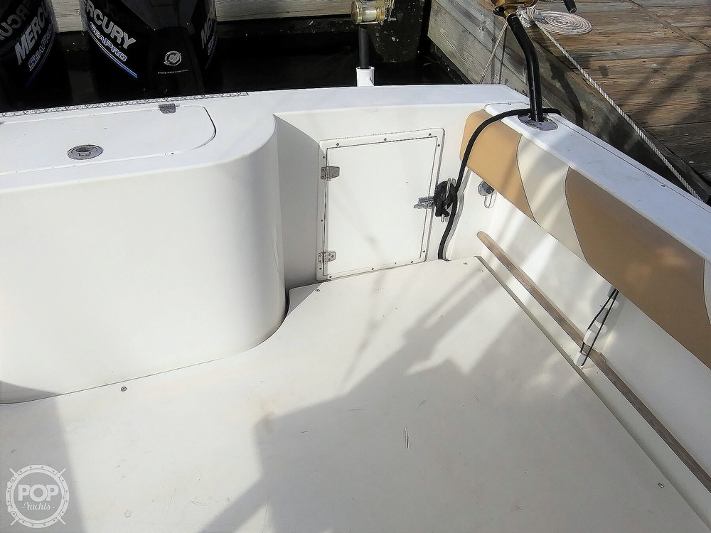 1999 Contender boat for sale, model of the boat is 35 Side Console Express & Image # 33 of 40