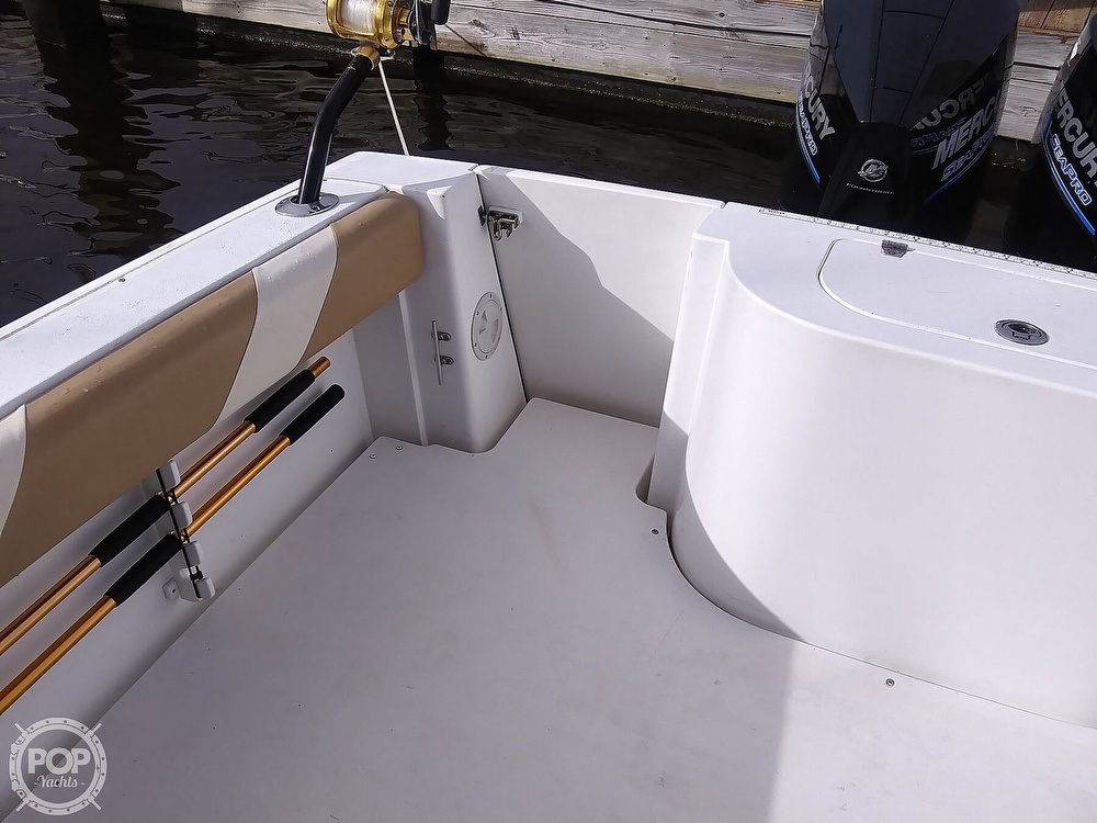 1999 Contender boat for sale, model of the boat is 35 Side Console Express & Image # 34 of 40