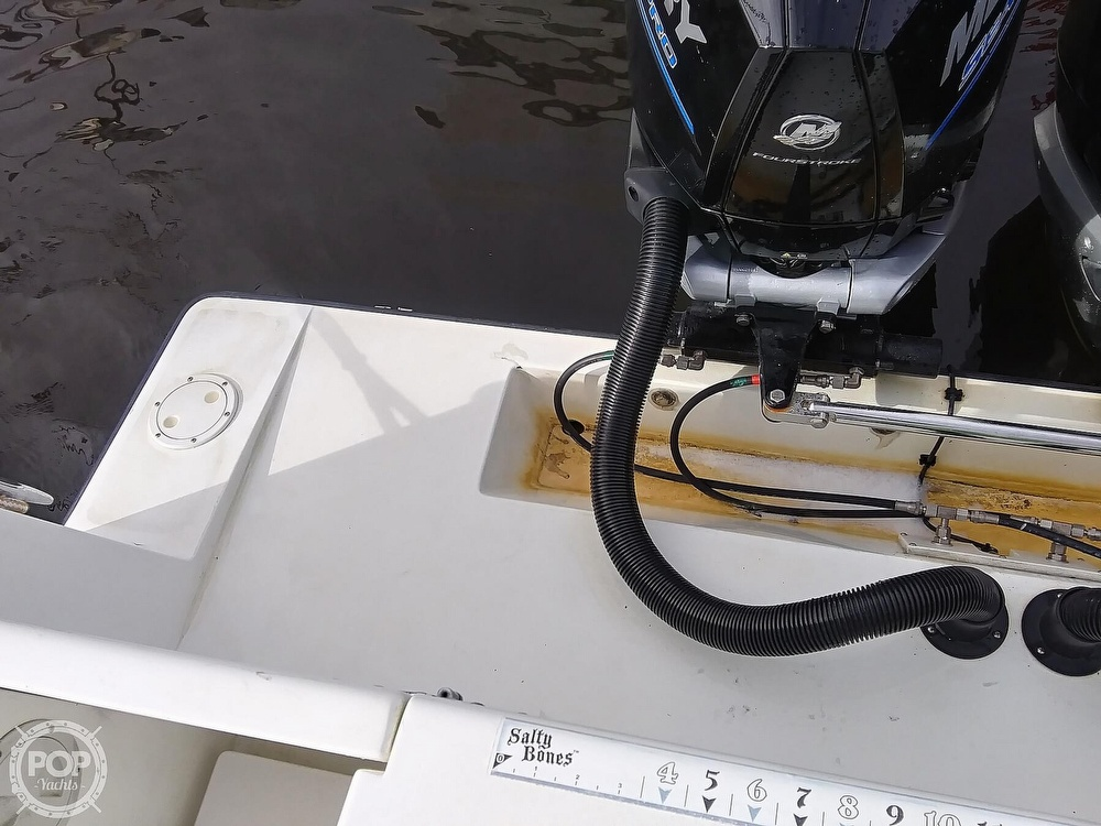 1999 Contender boat for sale, model of the boat is 35 Side Console Express & Image # 36 of 40