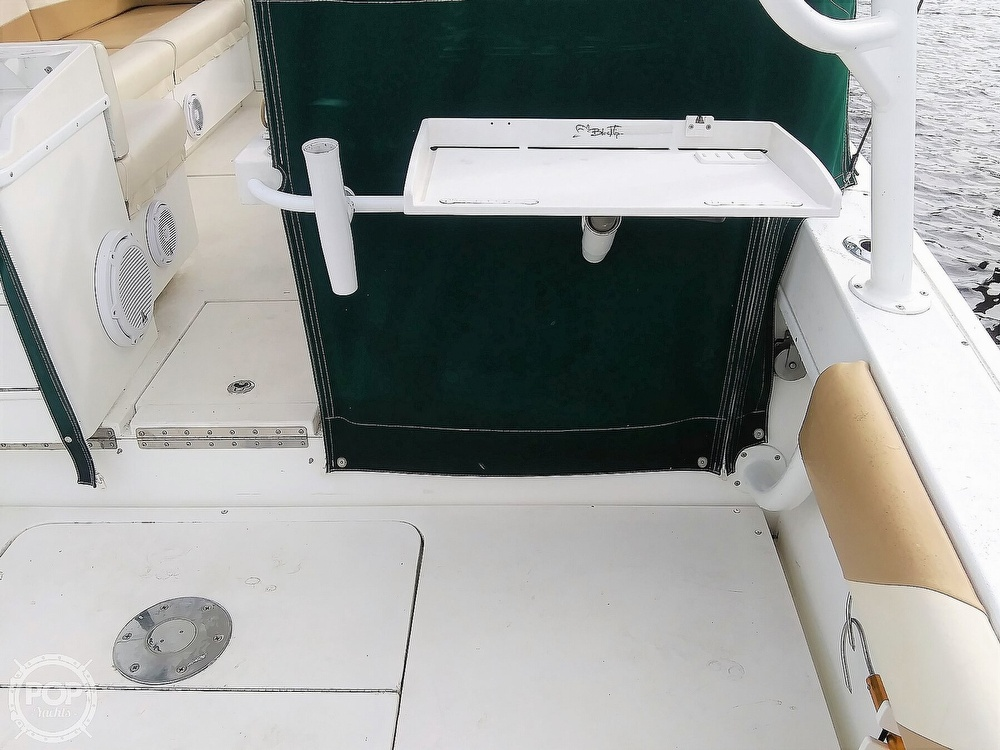 1999 Contender boat for sale, model of the boat is 35 Side Console Express & Image # 38 of 40