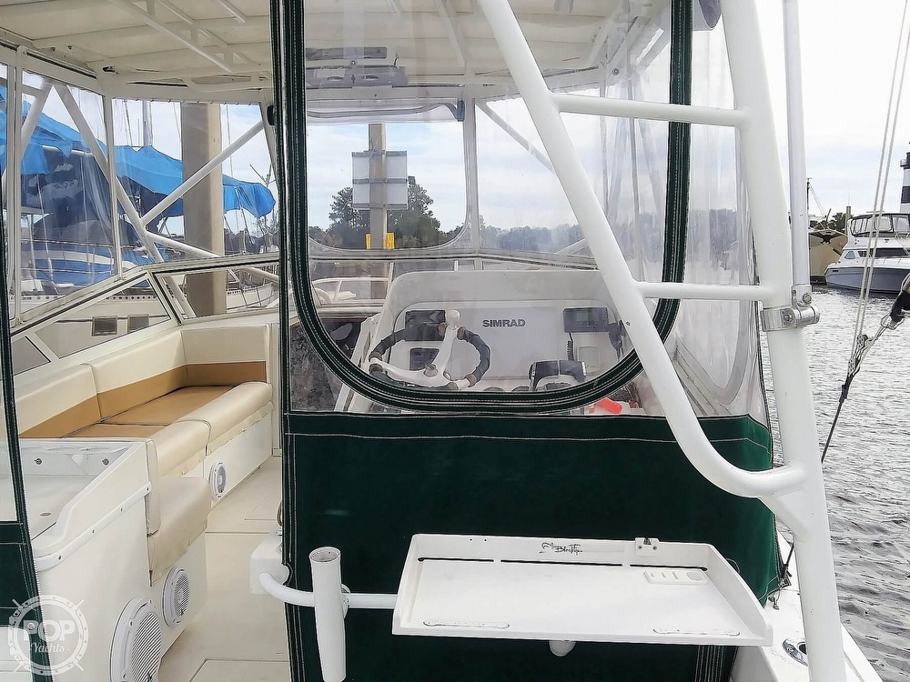1999 Contender boat for sale, model of the boat is 35 Side Console Express & Image # 39 of 40