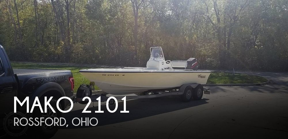 Used MAKO Boats For Sale in Ohio by owner | 2008 Mako 2101