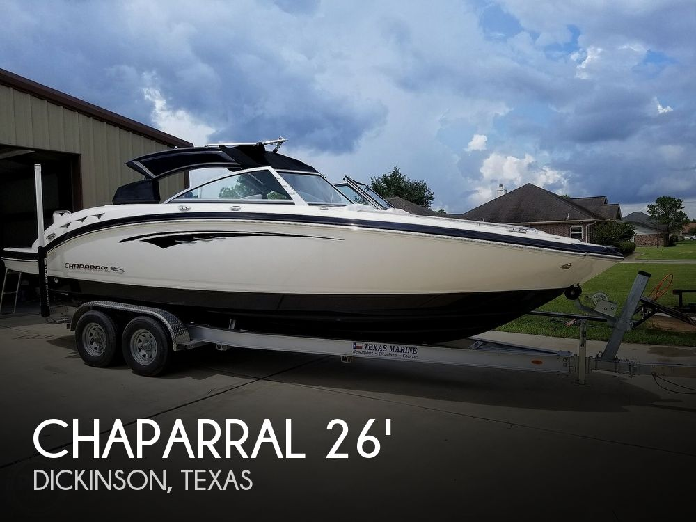 Used Deck Boats For Sale by owner | 2019 Chaparral 264 Sunesta