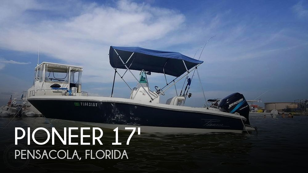 Used Pioneer Boats For Sale by owner | 2005 Pioneer 175 BAYSPORT